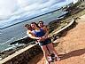Que trio en Punta en Punta del Este
