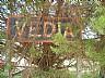 Viejo cartel en Vedia