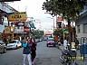 Calle Centrica en Termas de Río Hondo